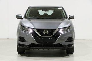 2019 Nissan Qashqai J11 MY18 ST Grey Continuous Variable Wagon.
