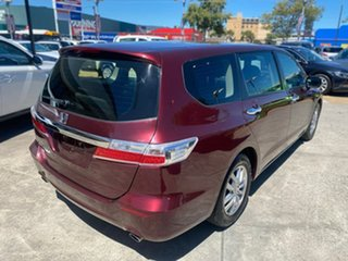 2013 Honda Odyssey 4th Gen MY13 Red 5 Speed Sports Automatic Wagon