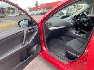 2010 Mazda 3 MZR-CD Red Manual Hatchback