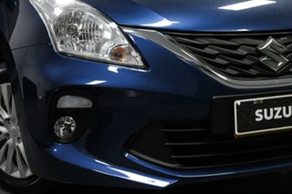 2020 Suzuki Baleno EW Series II GL Blue 5 Speed Manual Hatchback.