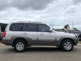 2006 Hyundai Terracan HP MY06 Highlander Silver 4 Speed Automatic Wagon