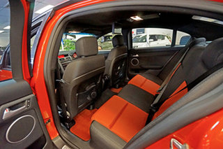 2006 Holden Commodore VE SS Orange 6 Speed Sports Automatic Sedan