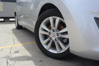 2013 Hyundai i30 GD2 MY14 Trophy Silver 6 Speed Sports Automatic Hatchback