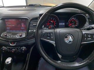 2017 Holden Commodore VF II MY17 SV6 Silver 6 Speed Automatic Sportswagon