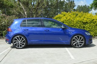 2018 Volkswagen Golf 7.5 MY18 R DSG 4MOTION Blue 7 Speed Sports Automatic Dual Clutch Hatchback