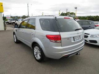 2012 Ford Territory SZ TS (RWD) Silver 6 Speed Automatic Wagon