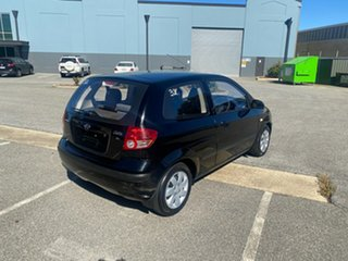 2005 Hyundai Getz TB MY05 GL Black 5 Speed Manual Hatchback