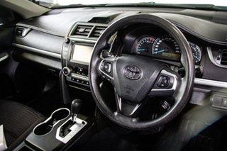 2015 Toyota Camry ASV50R MY15 Altise Silver Pearl 6 Speed Automatic Sedan