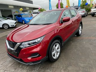2017 Nissan Qashqai ST Red Constant Variable Wagon