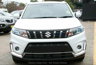 2020 Suzuki Vitara LY Series II Turbo 2WD Pearl White 6 Speed Sports Automatic Wagon.