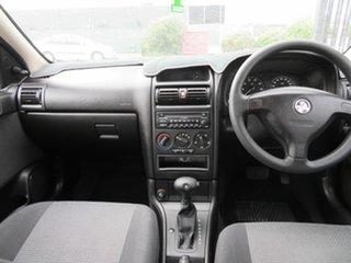 2004 Holden Astra TS City Silver 4 Speed Automatic Sedan