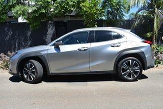 2019 Lexus UX MZAA10R UX200 2WD Sport Luxury Silver 1 Speed Constant Variable Hatchback.