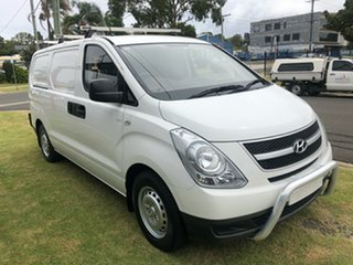 2015 Hyundai iLOAD TQ MY15 White 5 Speed Automatic Van
