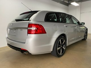 2017 Holden Commodore VF II MY17 SV6 Silver 6 Speed Automatic Sportswagon.
