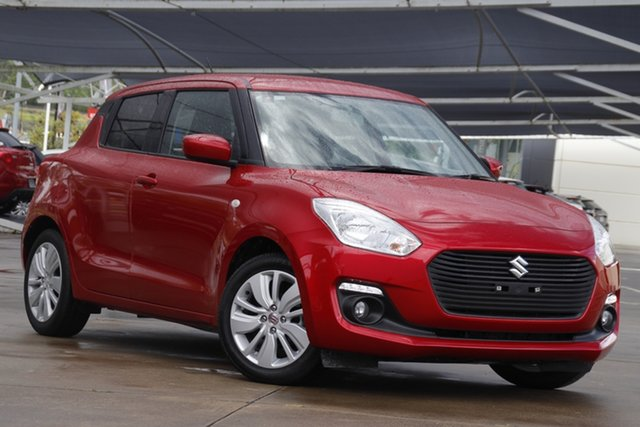 Used Suzuki Swift AZ GL Navigator Bundamba, 2019 Suzuki Swift AZ GL Navigator Red 1 Speed Constant Variable Hatchback