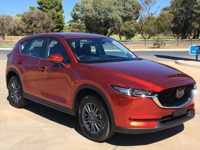 New Mazda CX-5 KF4WLA Touring SKYACTIV-Drive i-ACTIV AWD Berri, 2020 Mazda CX-5 KF4WLA Touring SKYACTIV-Drive i-ACTIV AWD Soul Red Crystal 6 Speed Sports Automatic
