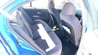 2005 Ford Falcon BA Mk II XT Blue 4 Speed Sports Automatic Sedan
