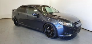 2011 Ford Falcon FG MkII XR6 Grey 6 Speed Sports Automatic Sedan