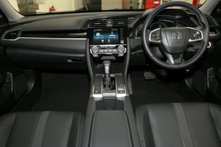 2020 Honda Civic 10th Gen MY20 VTi-LX Brilliant Sporty Blue 1 Speed Constant Variable Sedan