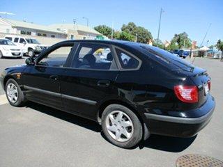2005 Hyundai Elantra XD MY05 FX Black 4 Speed Automatic Hatchback