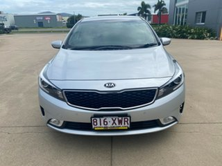 2017 Kia Cerato YD MY17 S Silver/290917 6 Speed Sports Automatic Sedan