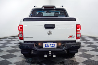 2018 Holden Colorado RG MY18 Z71 Pickup Crew Cab White 6 Speed Sports Automatic Utility