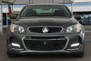2017 Holden Commodore VF II MY17 SV6 Grey 6 Speed Automatic Sedan