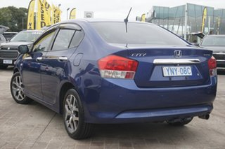 2009 Honda City GM MY09 VTi-L Blue 5 Speed Automatic Sedan.