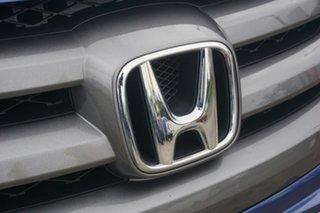 2009 Honda City GM MY09 VTi-L Blue 5 Speed Automatic Sedan