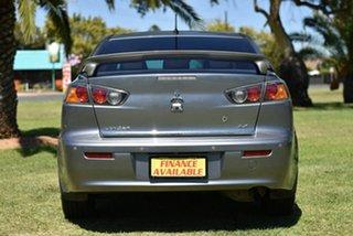 2012 Mitsubishi Lancer CJ MY13 LX Grey 5 Speed Manual Sedan