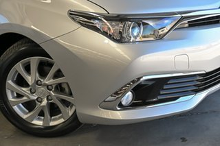 2016 Toyota Corolla ZRE182R Ascent Sport S-CVT Silver 7 Speed Constant Variable Hatchback.