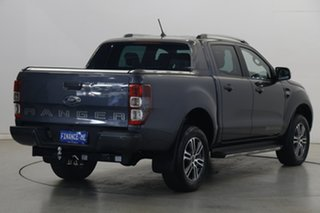 2020 Ford Ranger PX MkIII 2020.25MY Wildtrak Meteor Grey 6 Speed Sports Automatic Double Cab Pick Up