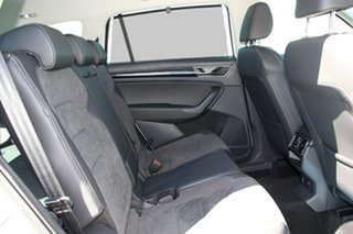 2020 Skoda Kodiaq NS MY21 132TSI Candy White 7 Speed Sports Automatic Dual Clutch Wagon