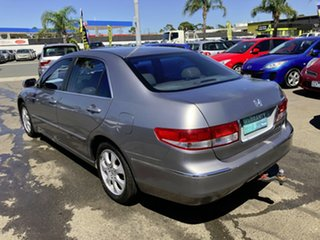 2004 Honda Accord 7th Gen V6 Luxury Grey 5 Speed Automatic Sedan