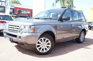 2009 Land Rover Range Rover MY09 Sport 2.7 TDV6 Grey 6 Speed Auto Sequential Wagon.
