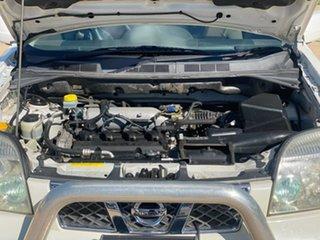 2005 Nissan X-Trail TI White Automatic Wagon