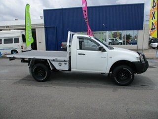 2013 Mitsubishi Triton GL 4x2 White 5 Speed Manual Utility.