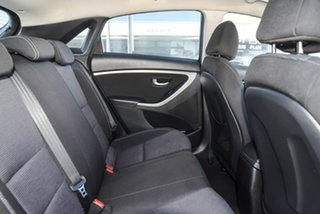 2013 Hyundai i30 GD Active Black 6 Speed Manual Hatchback
