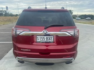 2018 Holden Acadia AC MY19 LTZ-V 2WD Red 9 Speed Sports Automatic Wagon