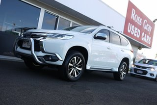 2018 Mitsubishi Pajero Sport QE MY18 GLS 8 Speed Sports Automatic Wagon.