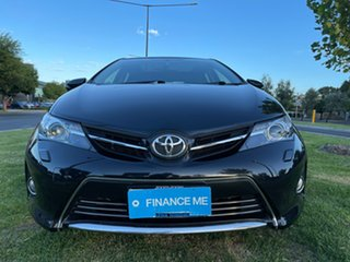 2013 Toyota Corolla ZRE182R Levin S-CVT ZR Black 7 Speed Constant Variable Hatchback.