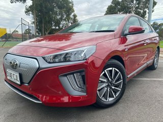 2020 Hyundai Ioniq AE.V4 MY21 electric Premium Fiery Red 1 Speed Reduction Gear Fastback.