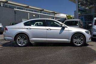 2020 Volkswagen Passat 3C (B8) MY20 140TSI DSG Business Silver 7 Speed Sports Automatic Dual Clutch.