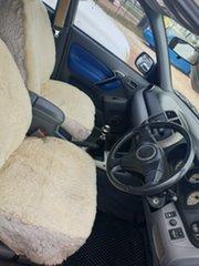 2001 Toyota RAV4 White 5 Speed Manual Wagon.
