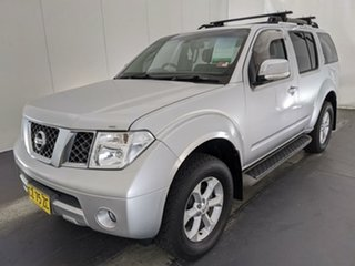2008 Nissan Pathfinder R51 MY08 ST-L Silver 5 Speed Sports Automatic Wagon
