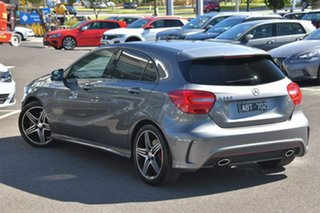 2014 Mercedes-Benz A-Class W176 A250 D-CT Sport Grey 7 Speed Sports Automatic Dual Clutch Hatchback.
