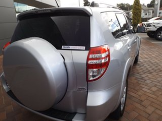 2011 Toyota RAV4 ACA38R MY11 Cruiser 4x2 Silver 5 Speed Manual Wagon