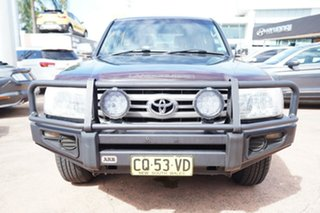 2005 Toyota Landcruiser UZJ100R GXL (4x4) Black 5 Speed Automatic Wagon