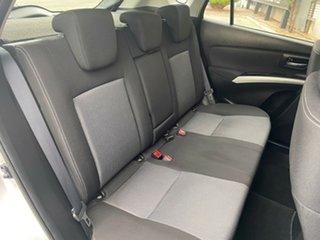 2014 Suzuki S-Cross JY GLX Silver 7 Speed Constant Variable Hatchback