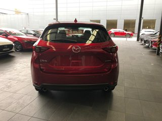 2020 Mazda CX-5 KF2W7A Maxx SKYACTIV-Drive FWD Sport Soul Red Crystal 6 Speed Sports Automatic Wagon